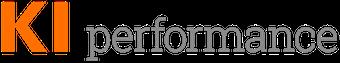Logo KI performance